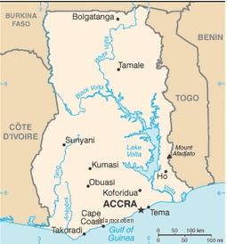 Adamorobe SL kaart